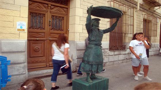De la piedra a la carne Museo de Escultura Leganés