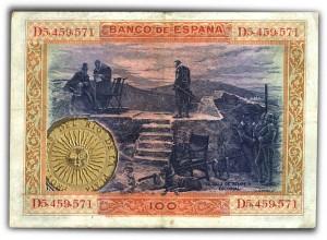 Silla de Felipe II en El Escorial